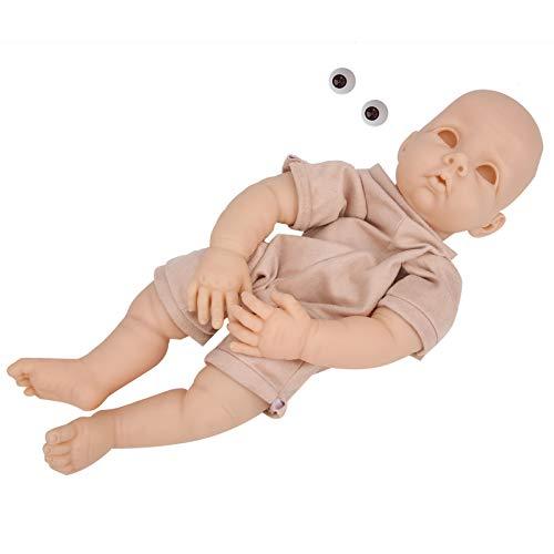 Muñecas Suaves de Bricolaje para Juegos de rol, muñecas para bebés recién Nacidos, para Juguetes de Actividades preescolares, Juegos de crianza