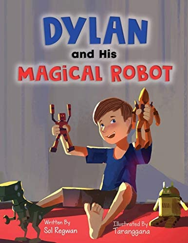Dylan and His Magical Robot product image