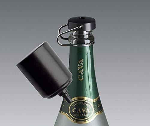 Wecomatic Champagne Fresh - Champagnerverschluss inkl. Pumpe