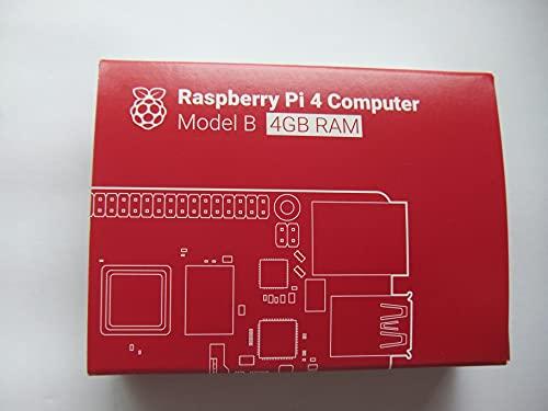 正規代理店商品 Raspberry Pi 4 Model B (4GB) made in UK Raspberrypi財団パッケージ