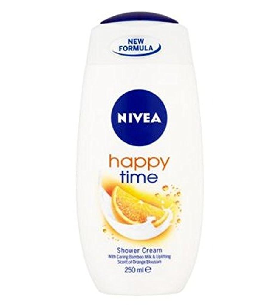 ランダム部屋を掃除する予知ニベア幸せな時間シャワークリーム250ミリリットル (Nivea) (x2) - NIVEA Happy Time Shower Cream 250ml (Pack of 2) [並行輸入品]