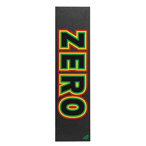 Zero Skateboards / MOB Rasta Bold Grip Tape - 9 x 33 by Zero Skateboards