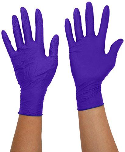 Supermax 78885/Aurelia blush guanti in nitrile XS senza polvere rosa confezione da 200