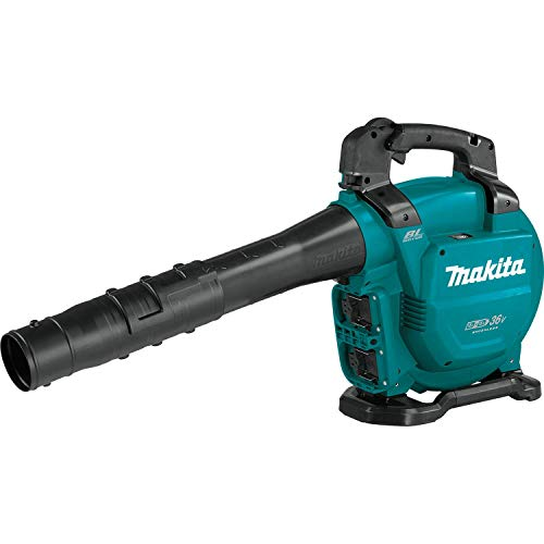 Makita XBU04Z Lithium-Ion Brushless Cordless, Tool Only 18V X2 (36V) LXT Blower, Teal