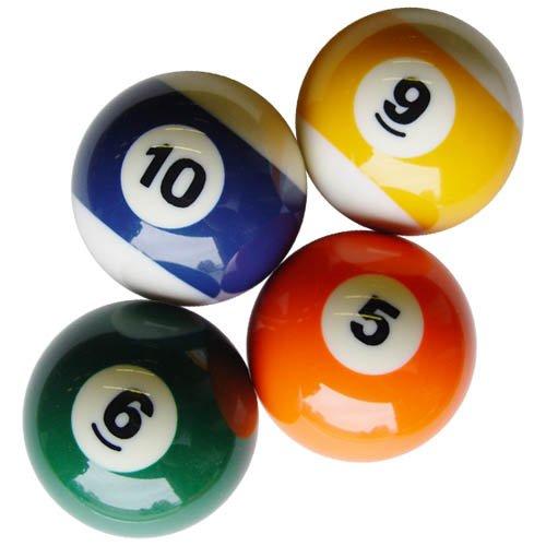 Sterling Ersatz Billardkugeln, 4 Ball