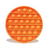 Uni-Fine Burbuja del Pop, Push Pop Pop Fidget Toy Push Bubble Fidget Juguete Sensorial Push Bubble Fidget Pop It Fidget Toy Sensorial de La Burbuja del Pop Adecuado para Niños, Adultos, Ancianos