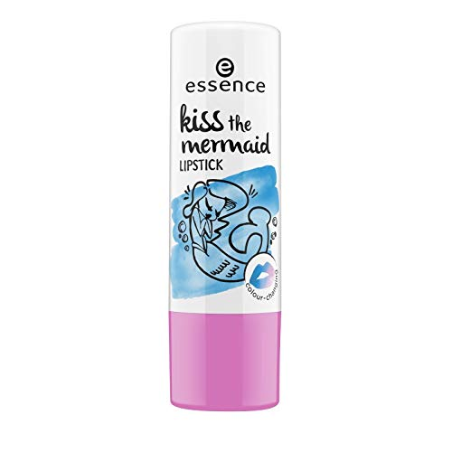 essence - Lippenstift - kiss the mermaid lipstick - become mermaizing