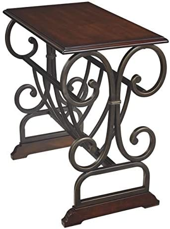 Best Signature Design by Ashley Braunsen Chair Side End Table Multi