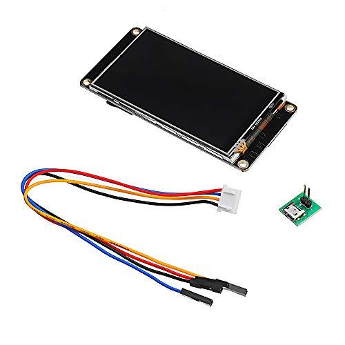 Nextion Enhanced NX4024K032 Advanced Version Display 3.2 Zoll HMI Intelligentes Smart UART Serial Modul Touch Panel TFT LCD für Raspberry Pi und Arduino Kit