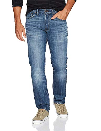 Lucky Brand Men's 121 Heritage Slim Jean, Henderson, 34W X 30L