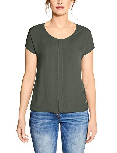 Cecil Damen 314729 Indra T-Shirt, Simply Khaki, XX-Large