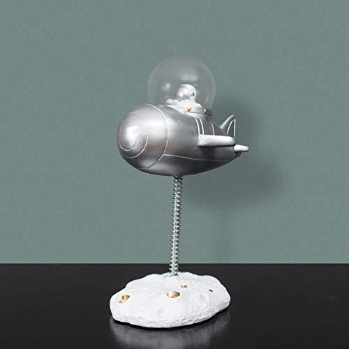 Decoración de escritorio Estatuas de los astronautas, la decoración del hogar, estilo...