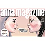 anna magazine special issue: Stay Home,Stay Travel.
