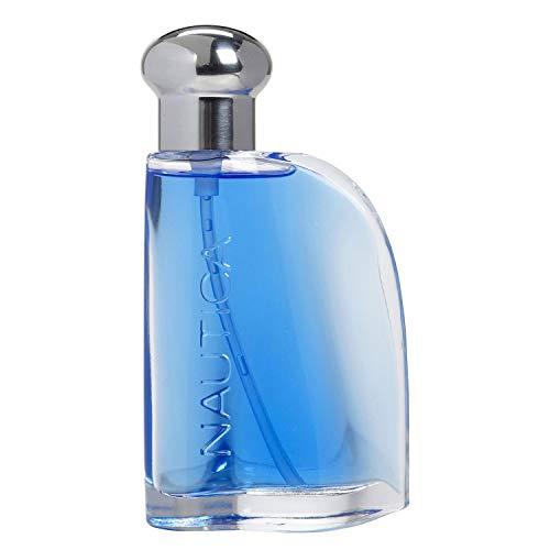 Nautica Blue Eau de Toilette aerosol hombre, 3.4 onzas líquidas.