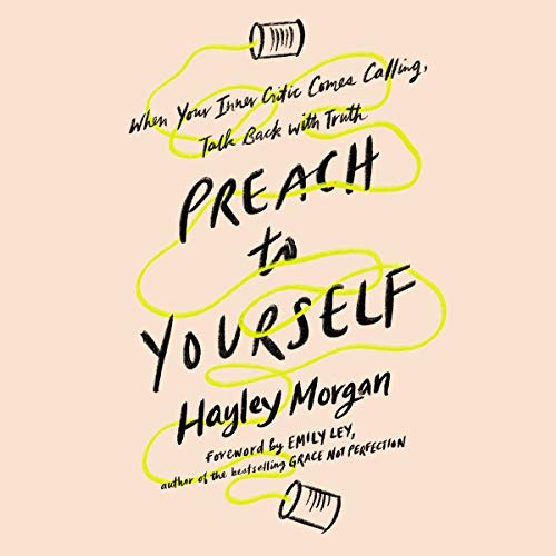 Preach to Yourself audiobook cover art