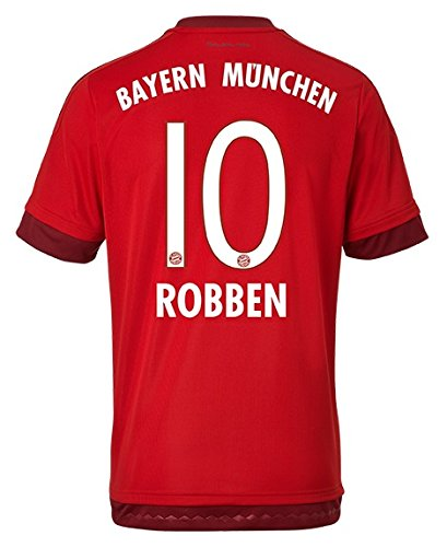 Jersey Adidas FC Bayern Munich 2015-2016 Home - Robben [Youth 128]