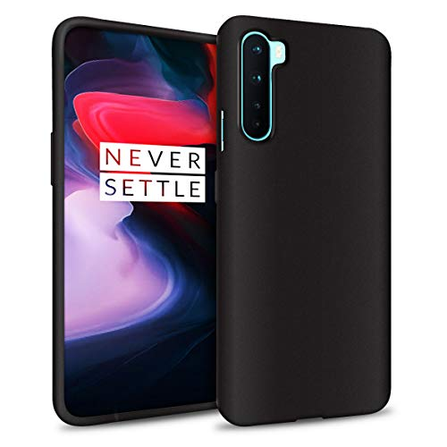 JKase Ultra Slim Fit Designed for OnePlus Nord, Soft TPU Full Matte Shockproof Protective Phone Case for OnePlus Nord
