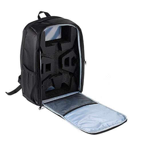 XIAOSHA 1Set Portable Backpack Travel Shoulder Bag Carrying Case Propellers for Parrot Bebop 2 FPV Drone Accessories,Convient pour Une Utilisation en Extérieur Et en Voyage