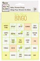 Darice Baby Shower Bingo Game 24-Piece 【Creative Arts】 [並行輸入品]