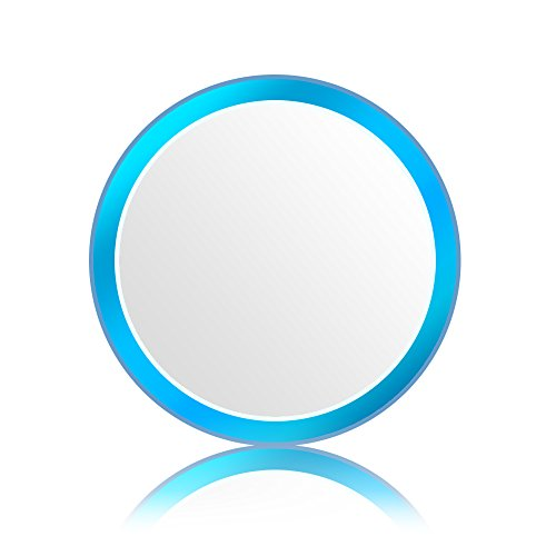 Doutop Adesivo per identificazione tramite impronte digitali per tasto principale di iPhone 7Plus 6S Plus 6Plus iPad Air 2 iPad Pro Mini 3 4, con anello dorato, colori disponibili: nero, bianco, argento, rosa, fucsia, blu
