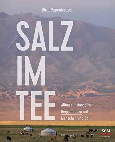 Salz im Tee: Alltag auf Mongolisch - Begegnungen mit Menschen und Gott