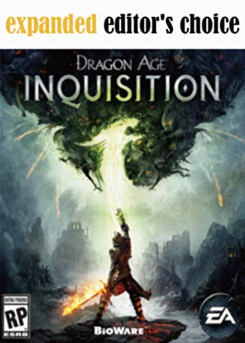 Updated Version Dragon Age Inquisition - Official Strategy Guide (English Edition)