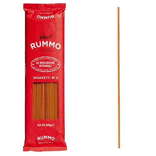 Rummo - Pasta Bio Integral - Spaghetti nº3 - 500 gr