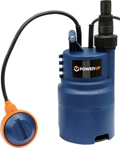 POWER_UP 79909 - agua sucia bomba sumergible 400w / encendido /