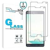 Best Galaxy Note 4 Screen Protectors - KATIN Galaxy Note 4 Screen Protector - [2-Pack] Review