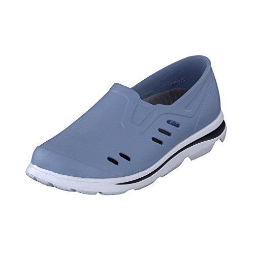 chung shi Unisex-Erwachsene Dux Ortho Clogs, Blau (Eisblau), 43 EU