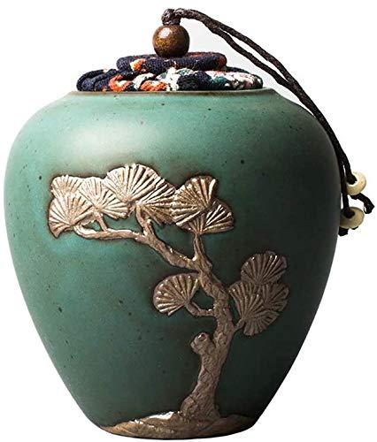 YACEKHDE Urnas Mini urnas de cremación para Mascotas Mini urna/Esqueleto óseo/Adulto/Ceniza de Perro Gato, Ceniza de Mascota. Mascotas Ataúd