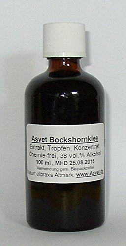 Asvet 100ml Bockshornklee Extrakt, Tinktur, Tropfen, Konzentrat, höchste Qualität !