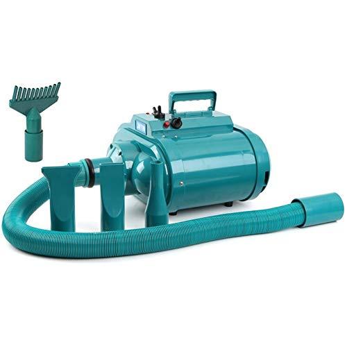 Pet Hair Dryer Mascota secador de Pelo Profesional con Dos Motores Secador de Pelo 3300W Potente Mascotas Secador de Pelo