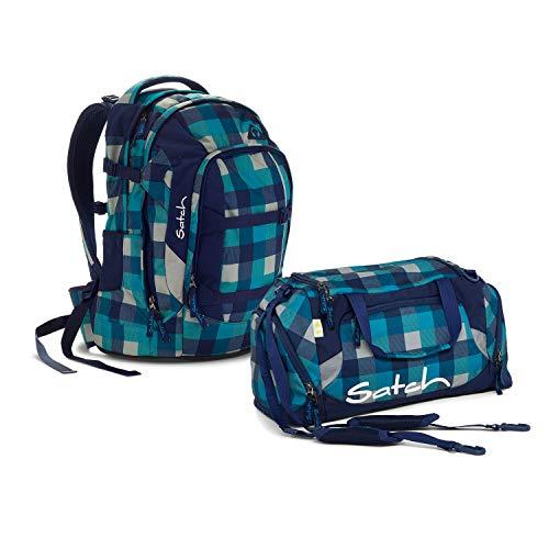 Satch Pack Blister Schulrucksack Set 2tlg.