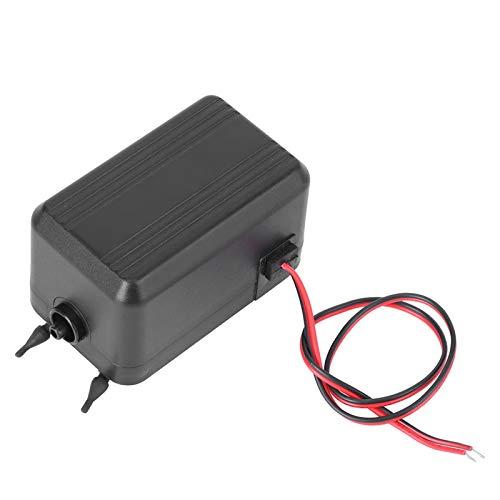 Inflador de aire, bomba de aire súper silenciosa, equipo neumático de 11 W, componentes neumáticos para suministros industriales, inflable(AC220V, pink)
