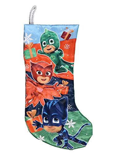 PJ Masks Kurt Adler Christmas Stocking 18 Inches
