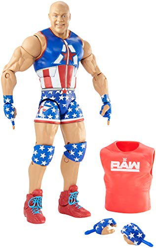 WWE Kurt Angle Elite Collection Action Figure