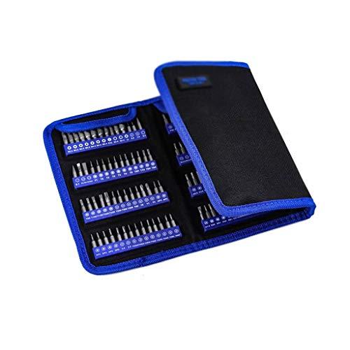 YUTRD ZCJUX Destornillador Conjunto multifunción computadora PC Teléfono móvil Digital Dispositivo electrónico reparación de reparación 126 en 1 Herramientas