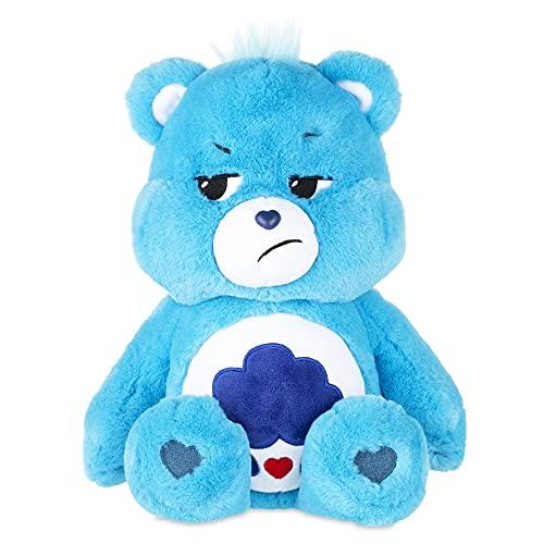 """Basic Fun New 2020 Care Bears - 14"""" Medium Plush - Grumpy Bear - Soft Huggable Material!"""