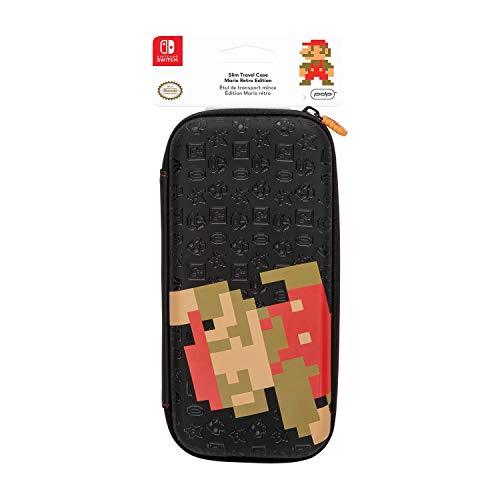 Performance Designed Products Travel Case: Mario Retro Edition for Nintendo Switch, Slim