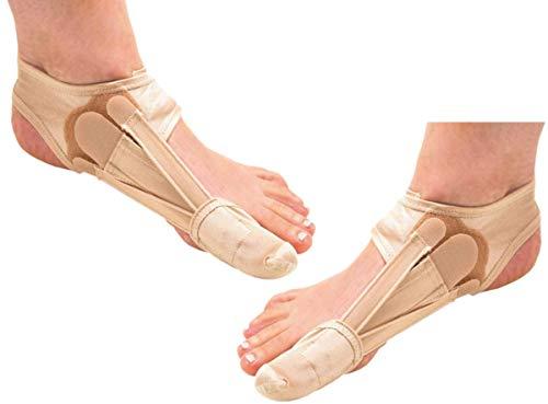 Bochikun® Hallux Valgus Korrektur Orthese, Bandage, Schiene, Größe M, 1 Paar, Bochikun korrigiert, schützt, entlastet und beugt vor.