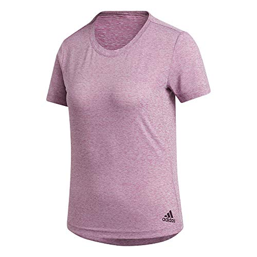 adidas Perf tee Camiseta, Mujer, Pobeme, S