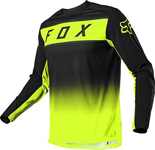 Fox Racing Legion Jersey, Fluorescent Yellow, Large
