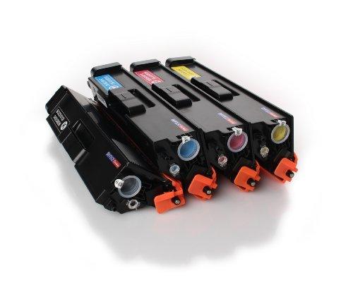 4er Multipack kompatible Toner zu Brother TN325 schwarz blau rot gelb für Brother HL-4140CN HL-4570CDW HL-4150CDN HL-4570CDWT DCP-9055CDN DCP-9270CDN MFC-9460CDN MFC-9970CDW MFC-9465CDN
