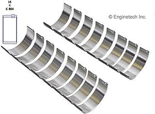 EngineTech BB214JSTD Rod Bearings Ford 3.6L 221 4.2L 255 4.3L 260 4.7L 289 5.0L 302