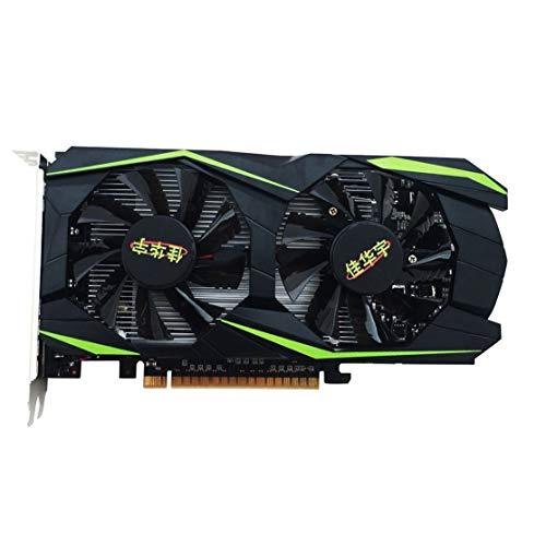 Kaemma Tarjeta gráfica EVGA GeForce GTX 960 SSC Gaming - 2GB GDDR5 PCI(Color:Black)