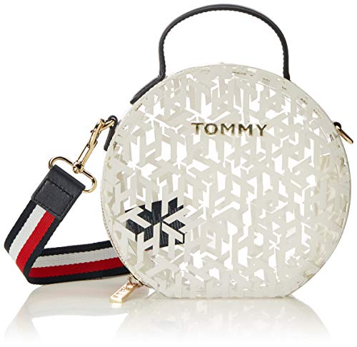 Tommy Hilfiger Iconic Tommy Crossover Transparent Monogram Transparent
