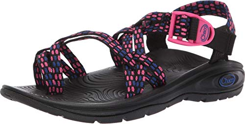 Chaco womens Zvolv X2 athletic sandals, Scope Magenta, 8 US
