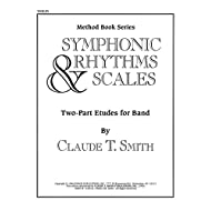 Hal Leonard Symphonic Rhythms & Scales (Two-Part Etudes for Band and Orchestra Violin) Concert Band Level 2-4
