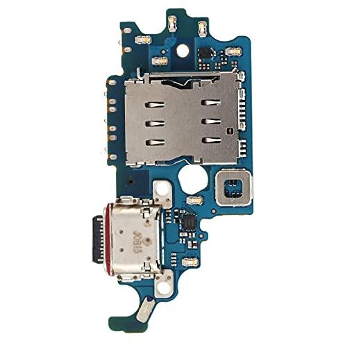 Conector de Cargador USB Placa de Carga Puerto Dock Pieza de Repuesto para S21 5G G991U G991D G9910 Piezas de teléfono móvil con Herramienta de Repuesto
